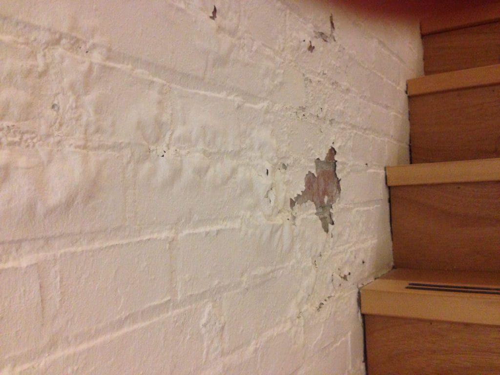 vochtige muren herstellen